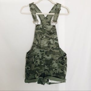 Camouflage Overalls!